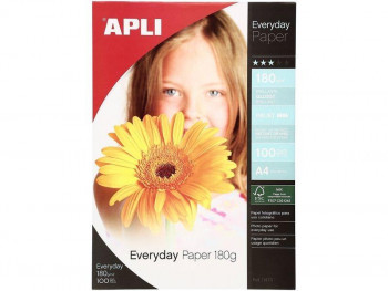 PAPEL APLI EVERYDAY 100 H