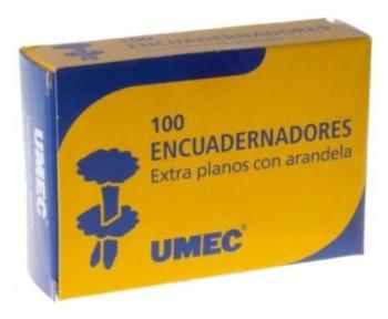 ENCUADERNADORES UMEC CON ARANDELA