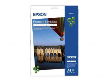 PAPEL EPSON PREMIUM SEMIGLOSS PHOTO PAPER 251 GRS