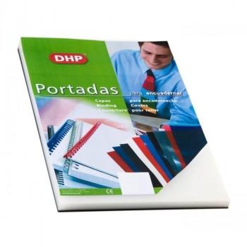 PORTADAS DE ENCUADERNACIÓN PVC TRANSPARENTE A4 180 MIGRAS 100UND