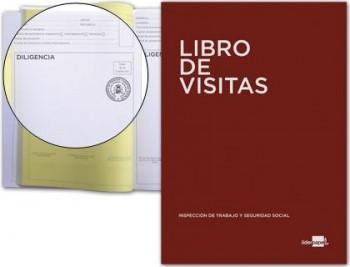 REGISTRO DE VISITAS DE LA INSPECCION DE TRABAJO