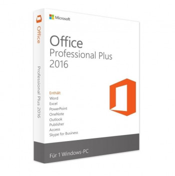 CLAVE DE LICENCIA MICROSOFT OFFICE 2016 PRO PLUS - 1PC