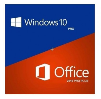 CLAVES DE LICENCIA DE WINDOWS 10 PRO + MICROSOFT OFFICE 2016 PRO PLUS