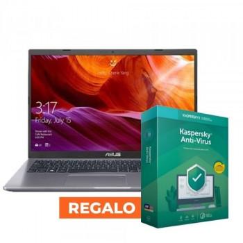 PC PORTATIL ASUS X509UA + ANTIVIRUS REGALO