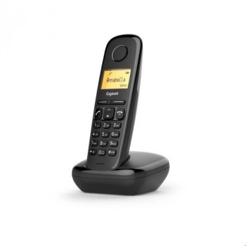 TELEFONO SIEMENS GIGASET A170 NEGRO