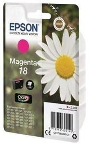 CARTUCHO EPSON 18  MAGENTA