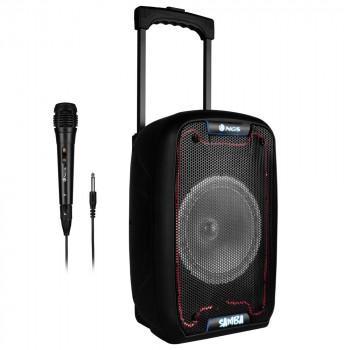 NGS Wild Samba Altavoz Bluetooth 30W