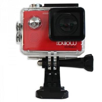 CAMARA DEPORTIVA BILLOW XS600 PRO 4K RED