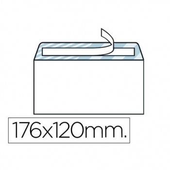 SOBRE 120X176 / OPEN-176. AUTODEX SYSTEM 500 UND