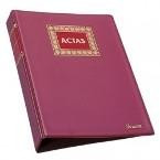 LIBRO ACTAS MOVIL F. NAT. 100H REF. DOHE 09922