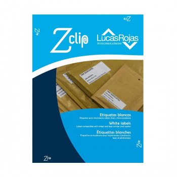 ETIQ. INKJET MULTI3 99,1x139MM 4H (100U) REF 10501