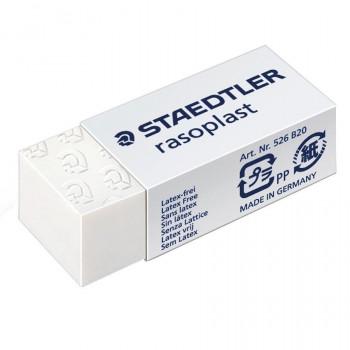 GOMA DE BORRAR STAEDTLER RASOPLAST 520 B20