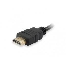 ADAPTADOR EQUIP HDMI-M A VGA-H CON AUDIO