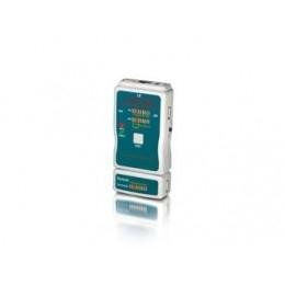 TESTER EQUIP RJ45-RJ11-RJ12-BNC-USB-RCA-COAXIAL