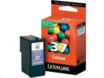 CARTUCHO LEXMARK TRICOLOR N37 SZX3650