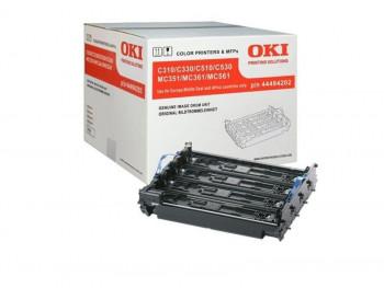 OKI C310/C510/MC351/MC361 TAMBOR DE IMAGEN ORIGINAL 44494202 (DRUM) - Capacidad: 20.000 P ¡ginas