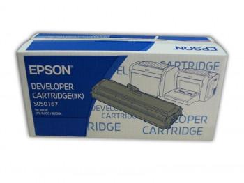 TONER EPSON NEGRO C13S050167