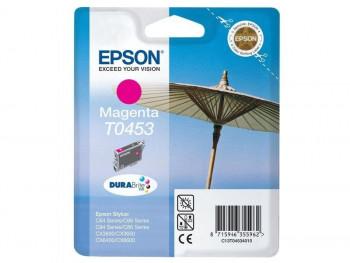 CARTUCHO EPSON T0453 MAGENTA