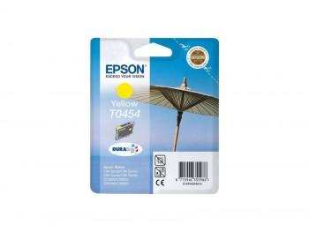 CARTUCHO EPSON T0454 AMARILLO