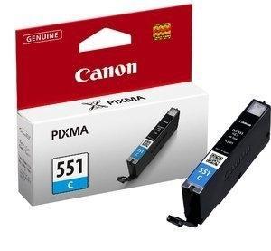 CARTUCHO CANON CLI-551CIAN ORIGINAL 6509B001 MG/5450/635