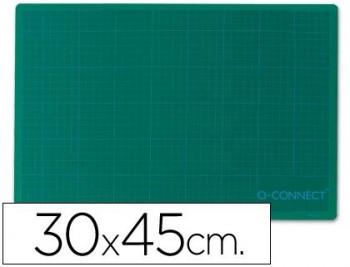 PLANCHA PARA CORTE Q-CONNECT TAMAÑO A3 300X4500MM VERDE