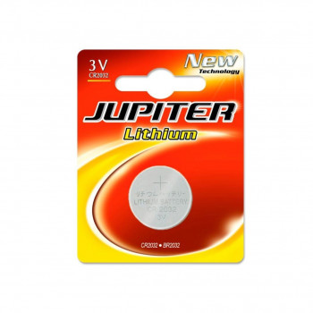 PILA JUPITER BOTON LITIO CR2032 3V BT BLISTER