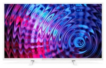 "TELEVISION 32"" PHILIPS 32PFS5603 FHD TDT2 USB BLANCA"