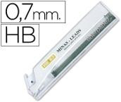 MINAS LEADS 0,7MM GRAFITO HB 12 MINAS MG02
