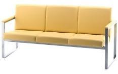 MODULO ESPERA 3 PLAZAS MB 7003-G1 81X41X170