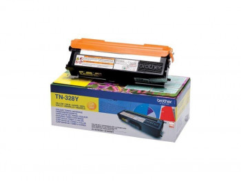 TONER BROTHER TN328 AMARILLO 6000 PAG