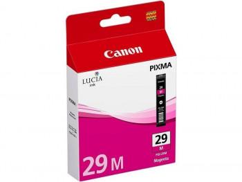 CARTUCHO CANON MAGENTA PGI-29 M PIXMA/PRO-1