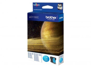 CARTUCHO BROTHER LC1100CBP CYAN 325PAG