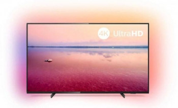 "TELEVISION 43"" PHILIPS 43PUS6704 4K HDR SMART TV AMBILIGHT"