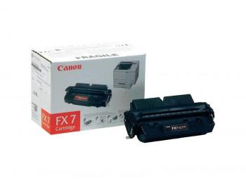 CARTUCHO CANON INKJET NEGRO FX-7