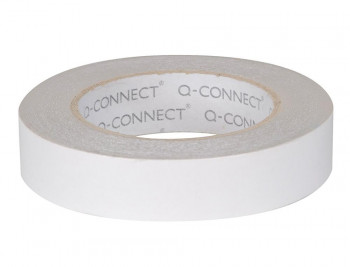CINTA ADHESIVA Q-CONNECT DOBLE CARA 33X25MM