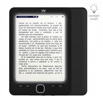 E-BOOK WOXTER SCRIBA 195 PAPERLIGHT NEGRO