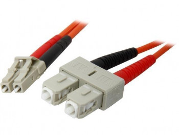 STARTECH CABLE ADAPTADOR RED 1M MULTIMODO DUPLEX F