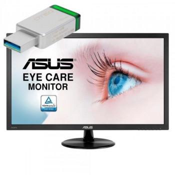 """MONITOR 23,6\"""" ASUS VP247HAE + PEN 16GB"""