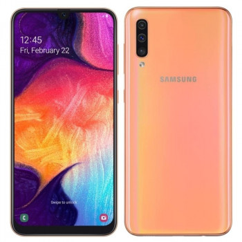 SAMSUNG GALAXY A50 CORAL 4/128GB
