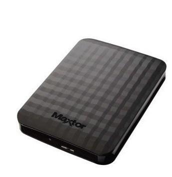 """DISCO DURO EXTERNO 2.5\"""" 4TB SEAGATE MAXTOR M3 USB 3.0 NEGRO"""
