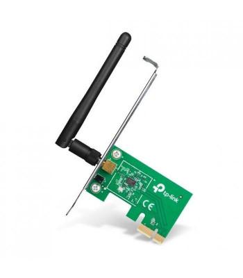 WIFI TP-LINK TARJETA DE RED PCI-E 150 MBPS
