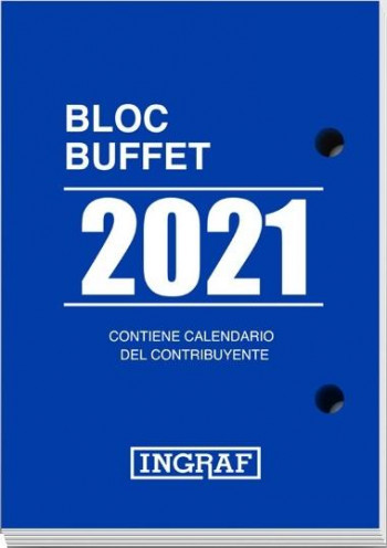 BLOC BUFETE INGRAF 4 IDIOMAS 2021