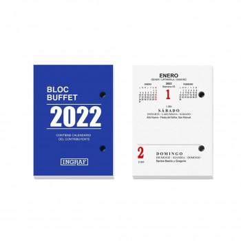 BLOC BUFETE INGRAF 4 IDIOMAS 2022