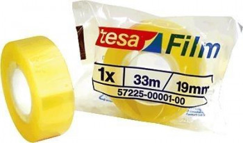 CINTA ADHESIVA TESA FILM BASIC 19X33MM