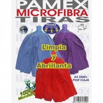 FREGONA PAMEX MICROFIBRA TIRAS