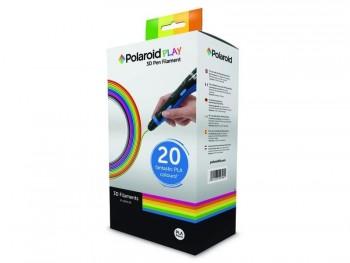 FILAMENTOS 3D POLAROID PLAY PACK20