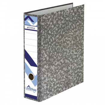 ARCHIVADOR A-Z ELITTE GRIS FOLIO 75MM