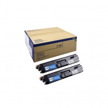 TONER BROTHER TN-900C CYAN PACK2 6000x2PAG