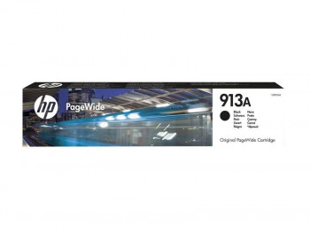 CARTUCHO HP 913A BLACK ORIGINAL PAGEWIDE