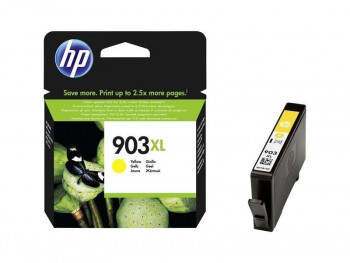 HP 903XL ALTA CAP. AMARIL T6M11AE